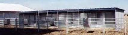Loafing Shed Kits Texas by Lonestar Custom Barns