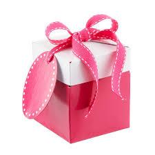 Luxury Gift Box Large Square Flat Packed
