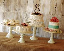 Rustic Cake Stands For Wedding Cakes Interesting Idea 14 Vintage Archives