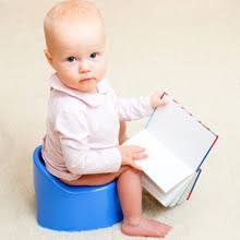 comment apprendre le pot à bébé