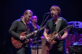 Trey Anastasio Joins Tedeschi Trucks Band For 2017 Beacon Theatre ... Tedeschi Trucks Band Family Vacation As Rockin Road Trip Plays Tedeschitrucks Returning For Sunshine Music Blues Fest In Maps Out Fall Tour Dates Cluding Stop At American Routes Shortcuts The Wwno Derek Is Coent With Being Oz The Debuts Whipping Post Cover In Orlando Crow Jane Live Youtube Anyday Lyrics Metrolyrics Wikipedia And Friends Make A Great Team Talks Sharon Jones