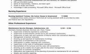 Resume Examples For Young Adults Awesome 16 Best Job Example