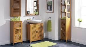 waschbeckenunterschrank aus bambus archzine net