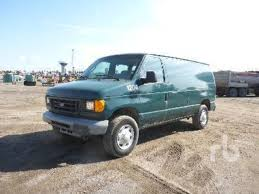 2004 Ford E 350 Super Duty 2 Seats 3 Door Van 206276 Nashville TN