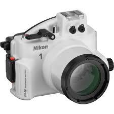 Nikon WP N1 Waterproof Housing for Nikon 1 J1 J2 Digital 3689