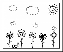 Incredible Spring Coloring Pages With Color And Pdf