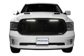 Putco® - 1-Pc Boss Design Black CNC Machined Grille | My Truck ...