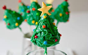 Rice Krispie Christmas Tree Pops by Christmas Tree Brownie Pops Home Design Ideas