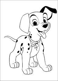 Jeux De Trouver Les Différences à Imprimer Les 101 Dalmatiens 19