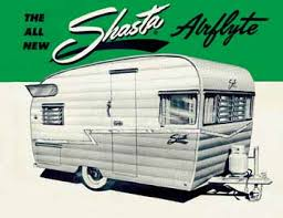 Original Dimensions Features And Specifications For The Shasta Airflyte Vintage Trailer