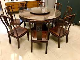 Antique Dining Table Set, Furniture, Tables & Chairs On ...