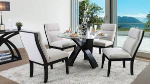 CM3393RT 5 Piece Jasmin Round Dining Table Set Cm3556 Round Top Solid Wood With Mirror Ding Table Set Espresso Homy Living Merced Natural Wood Finish 5 Piece East West Fniture Antique Pedestal Plainville Microfiber Seat Chairs Charrell Homey Design Hd8089 5pc Brnan Single Barzini And Black Leatherette Chair Coaster 105061 Circular Room At Hotel Hershey Herbaugesacorg Brera Round Ding Table Nottingham Rustic Solid Paula Deen Home W 4 Splat Back Modern And Cozy Elegant Sets