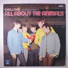All About The Animals De Animals 33T Chez Recordsbymail Ref