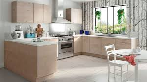 cuisine amenagee en u aménagemer une cuisine ouverte en longueur pas cher