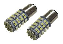 white 1157 3157 7443 switchback led bulbs for turn signal lights
