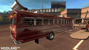 School Bus Freightliner F65 Beta American Truck Mod For American ... Us Trailer Pack V12 16 130 Mod For American Truck Simulator Coast To Map V Info Scs Software Proudly Reveal One Of Has A Demo Now Gamewatcher Website Ats Mods Rain Effect V174 Trucks And Cars Download Buy Pc Online At Low Prices In India Review More The Same Great Game Hill V102 Modailt Farming Simulatoreuro Starter California Amazoncouk