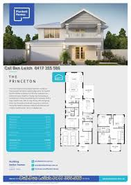 100 Signature Homes Perth Narrow Lot 2 Story Plans Flisol Home