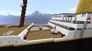 minecraft the rms titanic 1st version abandoned see