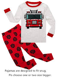 Fire Truck Little Boys Long Sleeve Pajamas 100% Cotton Pjs ... 4piece Snug Fit Cotton Pjs Carterscom Amazoncom Elowel Little Boys Fire Truck 2 Piece Pajama Set 100 Long Sleeve Pajamas Pjs New Gymboree Gymmies 4 5 8 10 Year Stop Carters Toddler Fleece Sleeper Trucks Fire Truck Pajamas On And Summer Short Kids Prting Zipper Suit Modern Rascals Sleepwear Honey Bee Tees Hatley Organic Pyjamas Childrensalon Outlet Baby Rescue Dog 18 Months Walmartcom