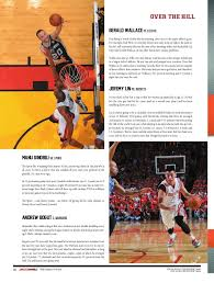 Design sample from Open Look RotoWorld Basketballl
