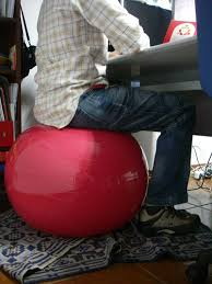 Physio Ball Chair Base by Fitball Office Chair Office Chair Furniture