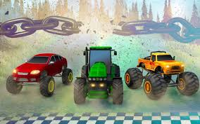 100 Free Tow Truck Games Tractor Transport Tractor Tug Of War For Android APK