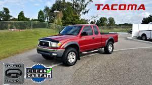 100 Pre Runner Trucks 2004 Toyota Tacoma CLEAN CARFAX TRUCK V6 Palmetto FL