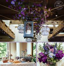 The Eye Catching Hanging Elements Elevate Wedding Decor To A Whole New Level