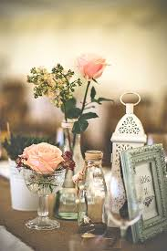 Shabby Chic Wedding Decorations Uk by Best 25 Shabby Chic Centerpieces Ideas On Pinterest Vintage