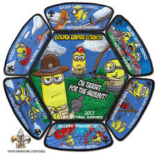 Cub Scout Committee Chair Patch Placement by Hornaday Award The Toughest Award In Scouts Boy Scouts Scouts