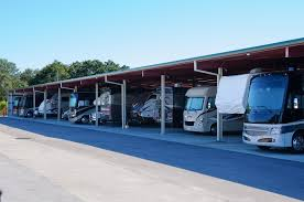 Choosing A Steel Building For Your RV Storage
