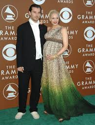 Carson Daly Halloween Gwen Stefani by Gwen Stefani And Gavin Rossdale 2006 Couples At The Grammys