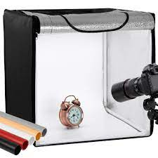 104 Studio Tent Finnhomy Professional Portable Photo Photo Light Photo Light Box Table Top Photography Shooting Box Lighting Kit 16 X 16 Cube Buy Online In Cyprus At Desertcart Com Cy Productid
