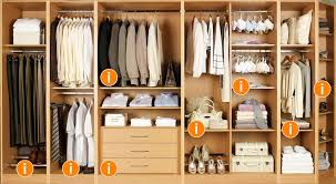 Door Wardrobe Interior Designs