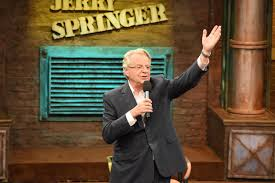 Jerry Smith Pumpkin Farm Facebook by Some Democrats Want Jerry Springer For Ohio Governor In 2018