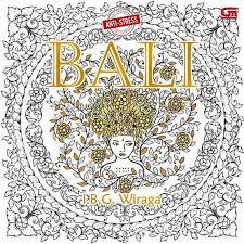 BALI Coloring Book By IBG WIRAGA Bali Colouring