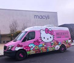 Hello Kitty Cafe Truck - Home | Facebook