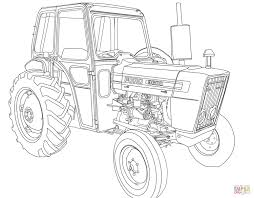 Coloriage Tracteur Sur Hugolescargotcom