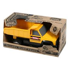 Tonka Vintage Steel Quarry Dump Truck With Yellow Dump Bed & Cab ...