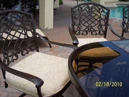 Restrapping Patio Furniture Naples Fl by Patio Furniture Refinishing