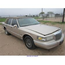 1997 LINCOLN TOWN CAR Rod Robertson Enterprises Inc
