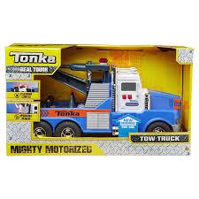 100 Tonka Mighty Motorized Fire Truck Tow Meijercom