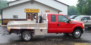 100 Used Pickup Truck Beds For Sale And Custom Fabrication Mr Trailer S New