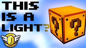 Mario Question Mark Block Lamp by This Is A Light Super Mario Bros Question Block Super Coin