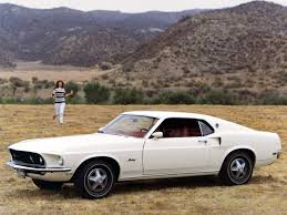 Ford Mustang History 1969