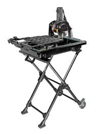 lackmond wts950ln beast wet tile saw with sliding tray laser and