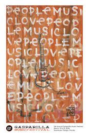 2016 GMF Commemorative Art Poster
