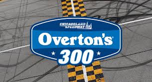 100 Timmons Truck Center Overtons 300 Entry List Chicagoland Speedway MRN