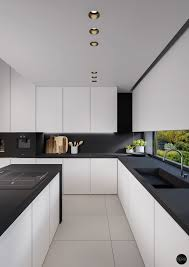 Black And White Checkered Kitchen Accessories Small Ideas Paul Costello Accents Kitchens Are The New Cabinets