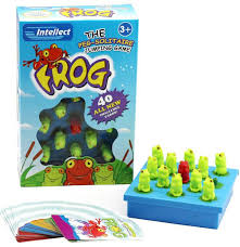 Frog The Peg Solitaire Jumping Game Board Games Children Intellect Chess Toys Traditional Star Wars For Kids From Toysworld2011